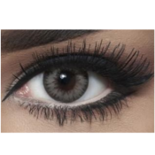 Bella Diamonds Almond Gray - Lentilles de Contact 1 Mois