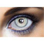 Lentilles de contact bleues Fashion Lentilles Natural Dream Ice Blue - 1 an