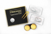 Obsession Paris® Perfection Gold 3 mois - Lentilles Marron