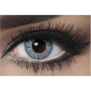 Bella Natural Viola Gray - Lentilles de contact 3 Mois