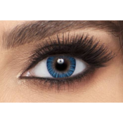 Lentilles de contact Air Optix Colors True Sapphire - 1 mois