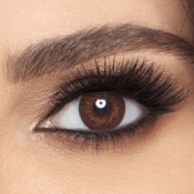 Air Optix Colors Brown - Lentilles de contact 1 mois
