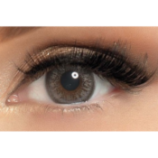Adore Crystal Light Grey - Lentilles de Contact 3 mois