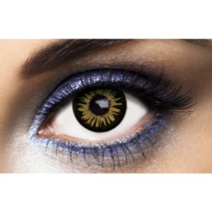 Lentilles de couleur verte New York Green - Fashion Lentilles 1 an