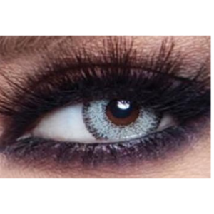 Bella Glow Husky Gray Green - Lentilles de contact 1 Mois