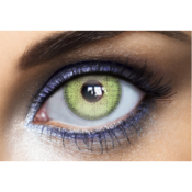 Lentilles De Couleur Lemon Green Natural Dream - Fashion Lentilles 1 mois
