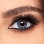 Air Optix Colors Blue - Lentilles de contact 1 mois