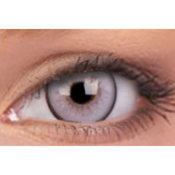 Lentilles de Contact Grises Colourvue Lumina Bright Crystal -  3 Mois