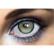 Lentilles De Couleur Green Tea Natural Diamonds - Fashion Lentilles 1 an