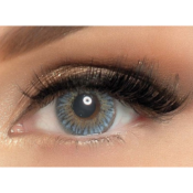 Lentilles de contact Adore Tri-Tone Light Blue - 3 mois