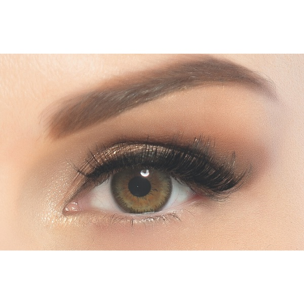 Adore Bi-Tone Honey - Lentilles de Contact 3 mois