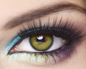 Lentilles de couleur Obsession Paris Seduction Kiwi 3 Mois