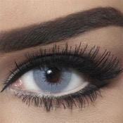 Lentilles Bella Diamonds Gray Shadow 1 Mois