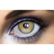 Lentilles de contact grises Fashion Lentilles Natural Dream Sunset Gold - 1 an