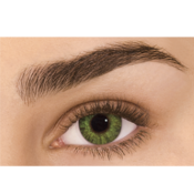 Lentilles de Contact Vertes Freshlook Colorblends Green - 1 Mois