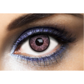 Lentilles De Couleur Los Angeles Star Purple Violet - Fashion Lentilles 1 an