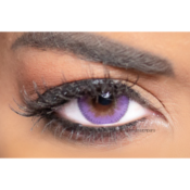 Lentilles de Contact Violette Obsession Paris Seduction Lavender - 3 Mois