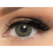 Lentilles de Contact Vertes Adore Tri-Tone Light Green - 3 mois