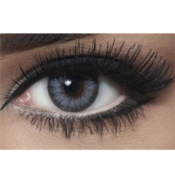 Bella Diamonds Glitter Gray - Lentilles de Contact 1 Mois
