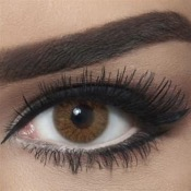 Lentilles de contact Bella Natural Hazel - 3 Mois