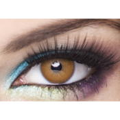 Lentilles de Contact Marron Obsession Paris Perfection Gold - 3 Mois
