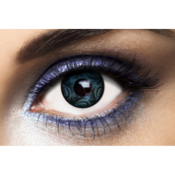 Lentilles de contact bleues Fashion Lentilles Sidney Blue - 1 an