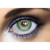 Lentilles de contact Naturelles Vertes - Soft Green - 1 Mois