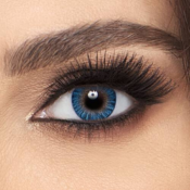 Air Optix Colors True Sapphire - Lentilles de contact 1 mois