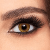 Air Optix Colors Pure Hazel - Lentilles de contact 1 mois