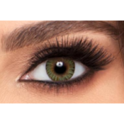 Lentilles de contact Air Optix Colors Green - 1 mois