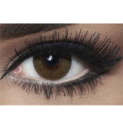 Lentilles de contact Marron Bella Diamonds Brown Shadow - 1 Mois