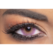 Lentilles de Contact Violette Obsession Paris Perfection Purple - 3 Mois