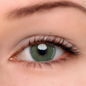 Lentilles de Couleur TTDeye Super Natural Green - 1 an