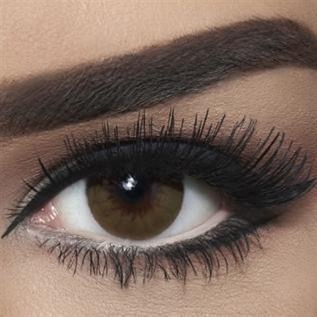 Lentilles Bella Diamonds Brown Shadow 1 Mois