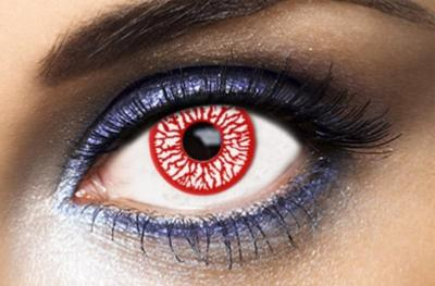 Fashion Lentilles® Blood Shot 1 an - Lentilles Halloween