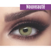 Bella Elite Emerald Green - Lentilles de Contact 3 Mois