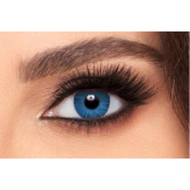 Lentilles de contact Air Optix Colors Brilliant Blue - 1 mois