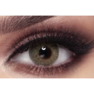 Bella Elite Silky Green - Lentilles de contact 3 Mois