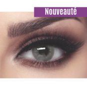 Bella Elite Cloudy Gray - Lentilles de Contact 3 Mois