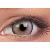 Lentilles de Contact Grises Colourvue Lumina Glowing Grey - 3 Mois