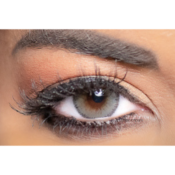 Lentilles de Contact Grises Obsession Paris Seduction Silver - 3 Mois