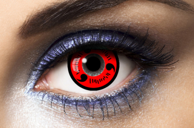 Fashion Lentilles® SH-J8 1 an - Lentilles Sharingan