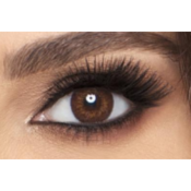 Lentilles de contact Air Optix Colors Brown - 1 mois