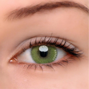 Lentilles de Couleur TTDeye Super Natural Yellow Green - 1 an