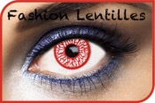 Lentilles Fantaisie Blood Shot 1 an