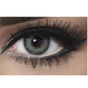 Bella Diamonds Gray Green - Lentilles de Contact 1 Mois