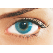 Lentilles de Contact Solotica Hidrocor Azul - 1 An