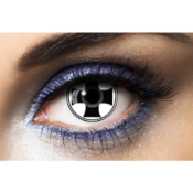 Lentilles Fantaisie Black Cross Fashion Lentilles - 1 An