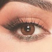 Bella Elite Cinnamon Brown - Lentilles de contact 3 Mois
