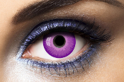 Lentilles Fantaisie Fashion Lentilles Purple Out - 1 an